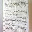 Page link: Will of Thomas Jeepes 1706