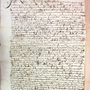 Page link: Will of Richard Sadler, 1707