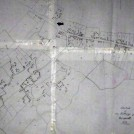 Photo:Sketch map dated 1836, prepared for the Enclosure Awards.