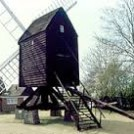 Photo:Post Mill at Bourn