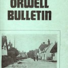 Photo:The first Orwell Bulletin - Autumn 1976