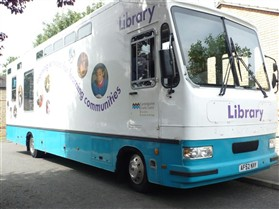Photo: Illustrative image for the 'Orwell Mobile Libary' page