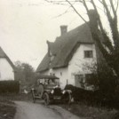 Photo:Cottages behind the Shop in 1920's