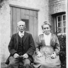 Photo:Mr. and Mrs. William Parcell