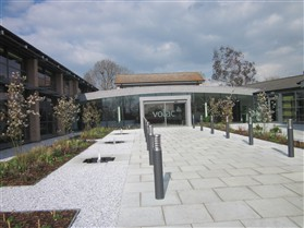 Photo:The Head office, opened in Spring 2012