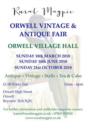 Photo: Illustrative image for the 'Orwell Antique & Vintage Fair' page