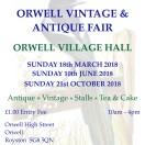 Orwell Antique & Vintage Fair