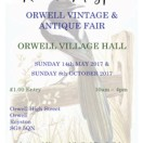 Orwell Vintage and Antique Fair