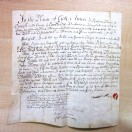 Page link: Will of Richard Merry 1747