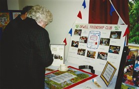 Photo:The Orwell Friendship Club Stand