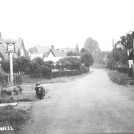 Photo:Another view from the Chequers - perhaps pre-war? There weren't many telephone wires!