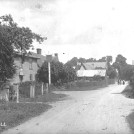 Photo:1905: View from the Chequers, towards the Chapel