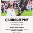 Birds of Prey evening in Orwell Clunch Pit