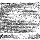Will of Richard Boston 1508
