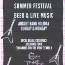 Page link: THE CHEQUERS ANNUAL BEER FESTIVAL