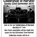 Page link: ORWELL MEHODIST CHURCH HARVEST FESTIVAL
