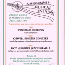 A Midsummer Musical Evening