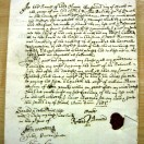Page link: Will of Richard Barnard 1685