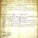 Page link: Will of John Godfrey 1700