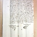 Will of Robert Barnard 1615
