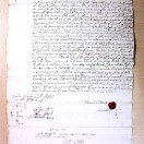 Page link: Will of Edward Caldecutt 1690